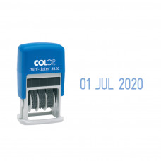 MINI-DATER COLOP S 120 (англ)